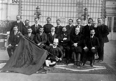 KONGRESIT SHQIPTAR TË TRIESTES, VITI 1913