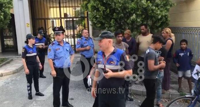 Shkodër, policia i ka bllokuar çiklomotorët, romët dhe egjiptianët dalin në protestë